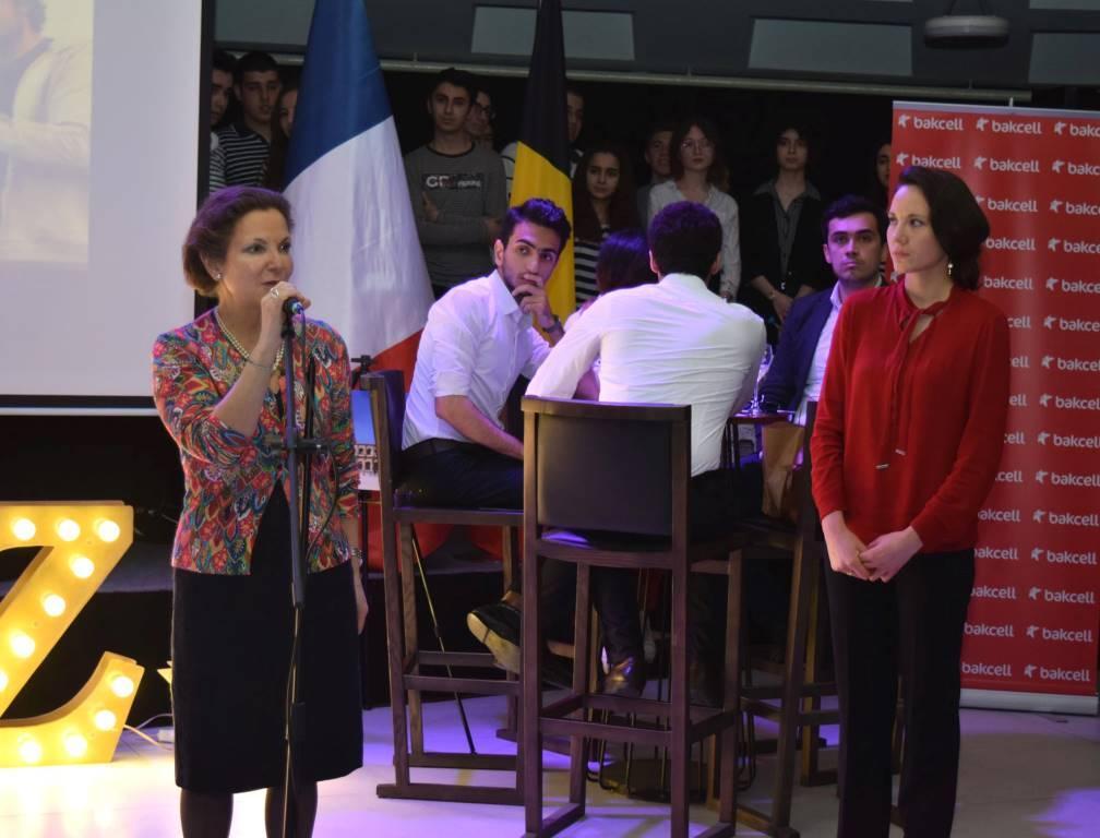 Итоговый концерт посвященный «Неделям Франкофонии» прошел при поддержке Bakcell - Gallery Image
