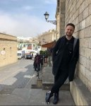 """Участник российского """"Голоса"""" снимает клип в Баку (ФОТО) - Gallery Thumbnail"""