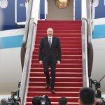 Azərbaycan Prezidenti İlham Əliyev Çinə işgüzar səfərə gəlib (FOTO) - Gallery Thumbnail