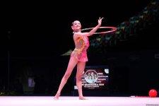 В Баку проходит Кубок мира по художественной гимнастике (ФОТО) - Gallery Thumbnail