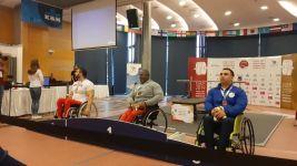 Daha bir paralimpiyaçımız Dünya Kubokunda medal qazanıb (FOTO) - Gallery Thumbnail