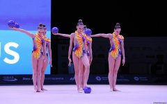 Лучшие моменты финальных соревнований Кубка мира в Баку (ФОТОРЕПОРТАЖ) - Gallery Thumbnail