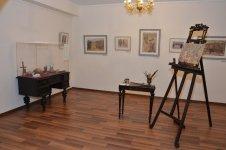 В Баку после ремонта открылся Музей Азима Азимзаде (ФОТО) - Gallery Thumbnail