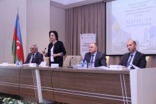 AzMİU-da Respublika elmi-praktiki konfrans öz işinə başlayıb (FOTO) - Gallery Thumbnail