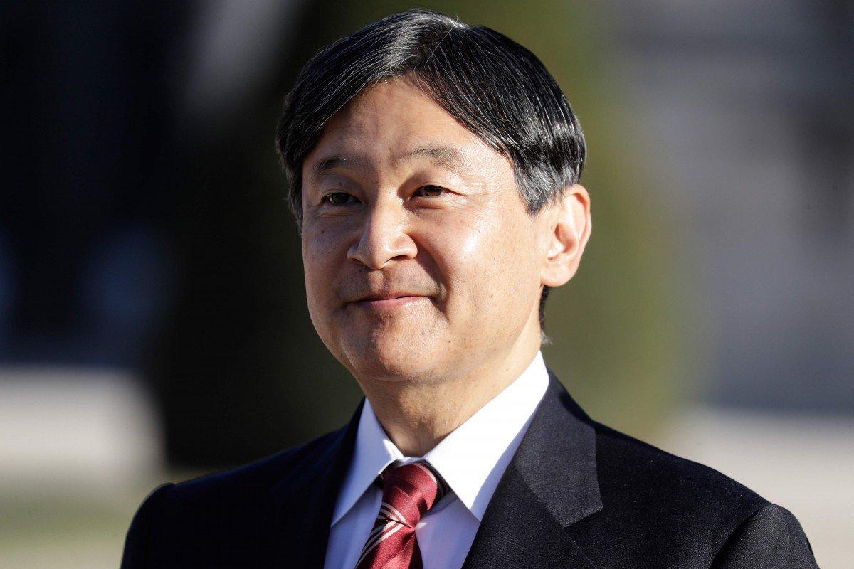 Japan's Emperor Naruhito pledges to work as symbol of the people