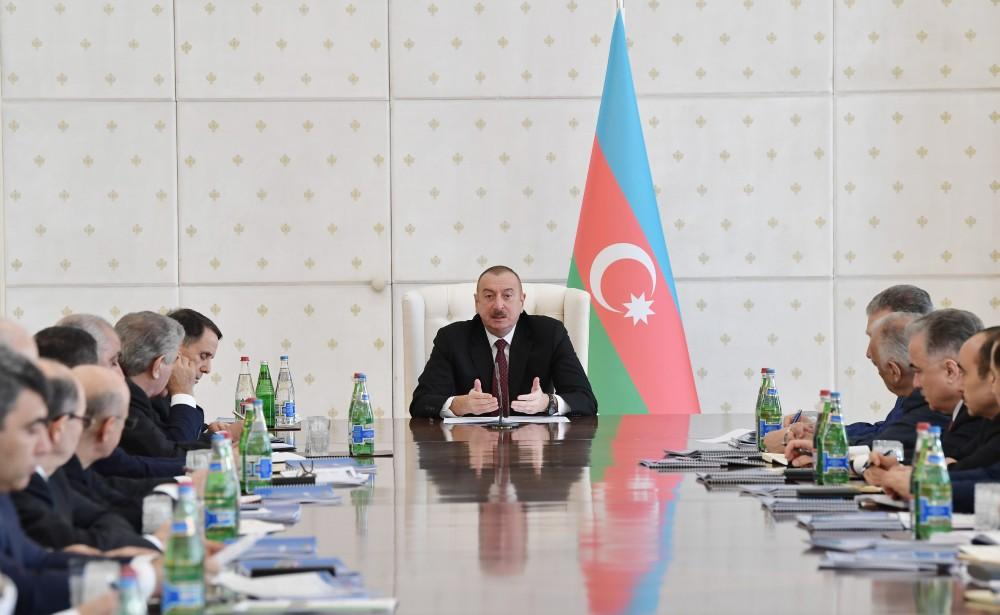 President Aliyev: Azerbaijan's territorial integrity has never been and never will be subject of negotiations