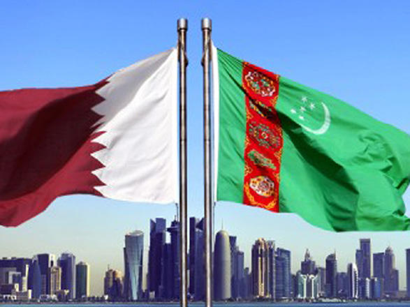 Qatar interested in implementing large-scale projects in Turkmenistan