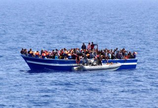 83 illegal immigrants rescued off Libyan coast