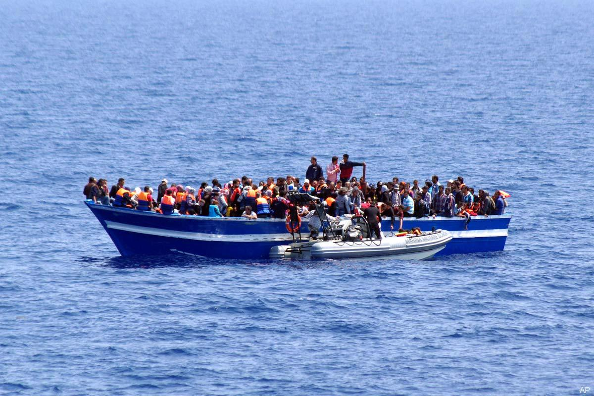 6,518 illegal immigrants rescued off Libyan coast so far in 2020: IOM