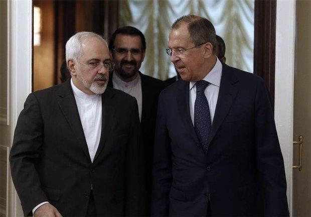 Лавров и Зариф обсудят ядерную сделку и ситуацию в Персидском заливе