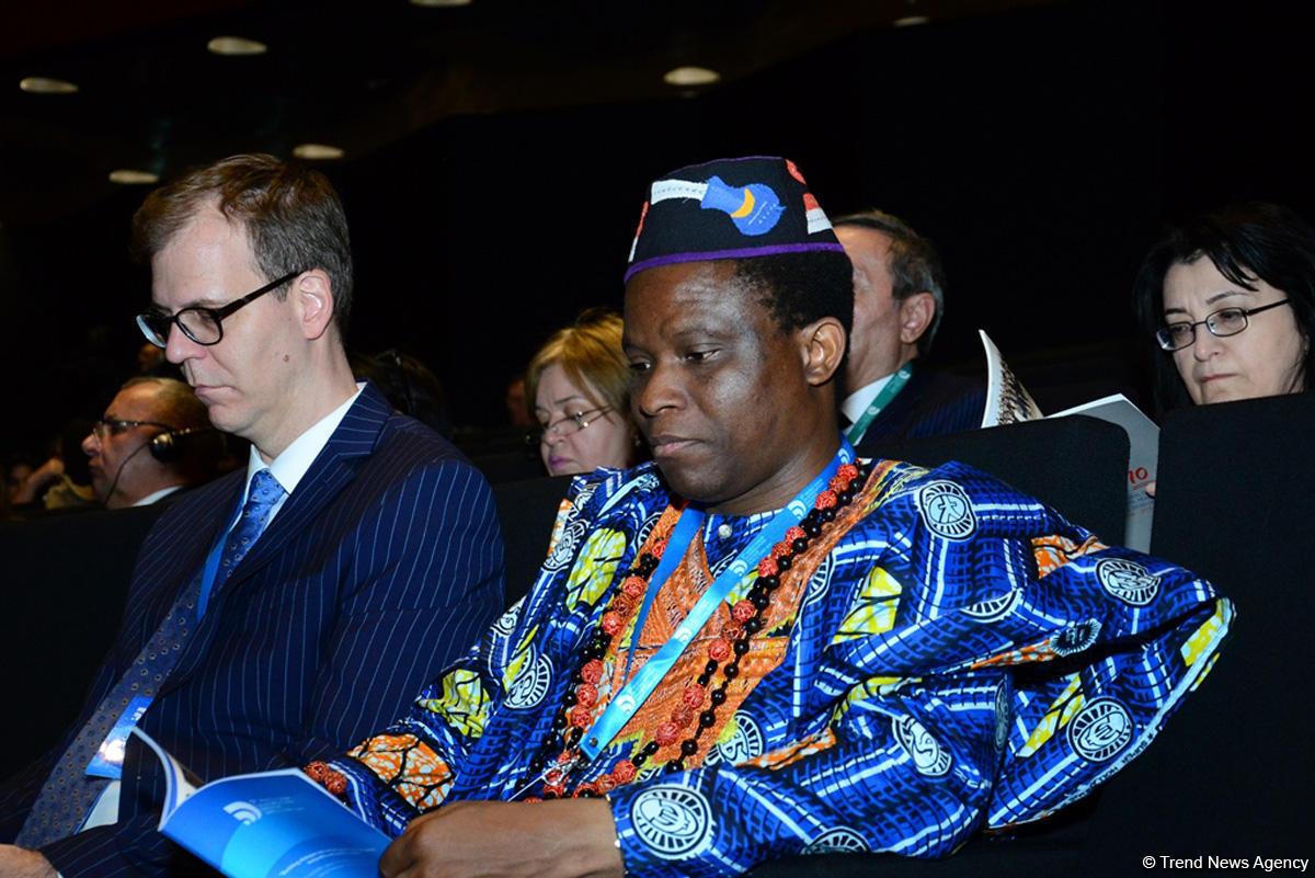 В рамках Всемирного форума в Баку проходит встреча международных организаций высокого уровня (ФОТО) - Gallery Image