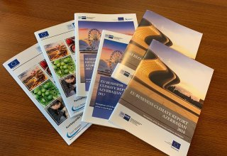 EU Business Climate Report 2019 to be launched at upcoming Business Forum in Baku