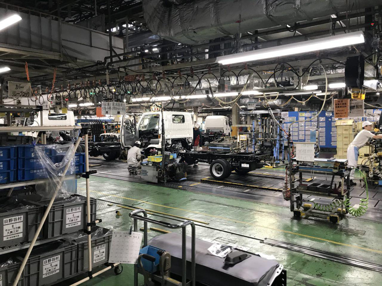 Iran's carmaker can produce 25,000 compressor trucks annually