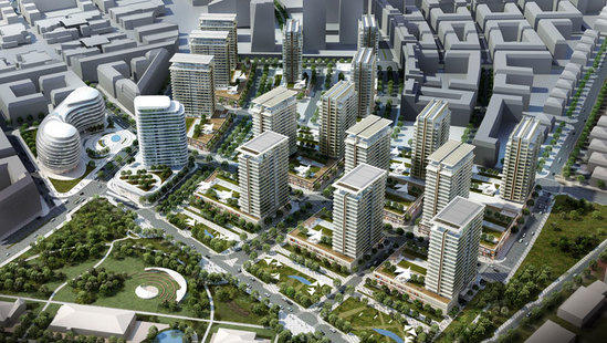 General plan of Azerbaijani capital to be approved next year