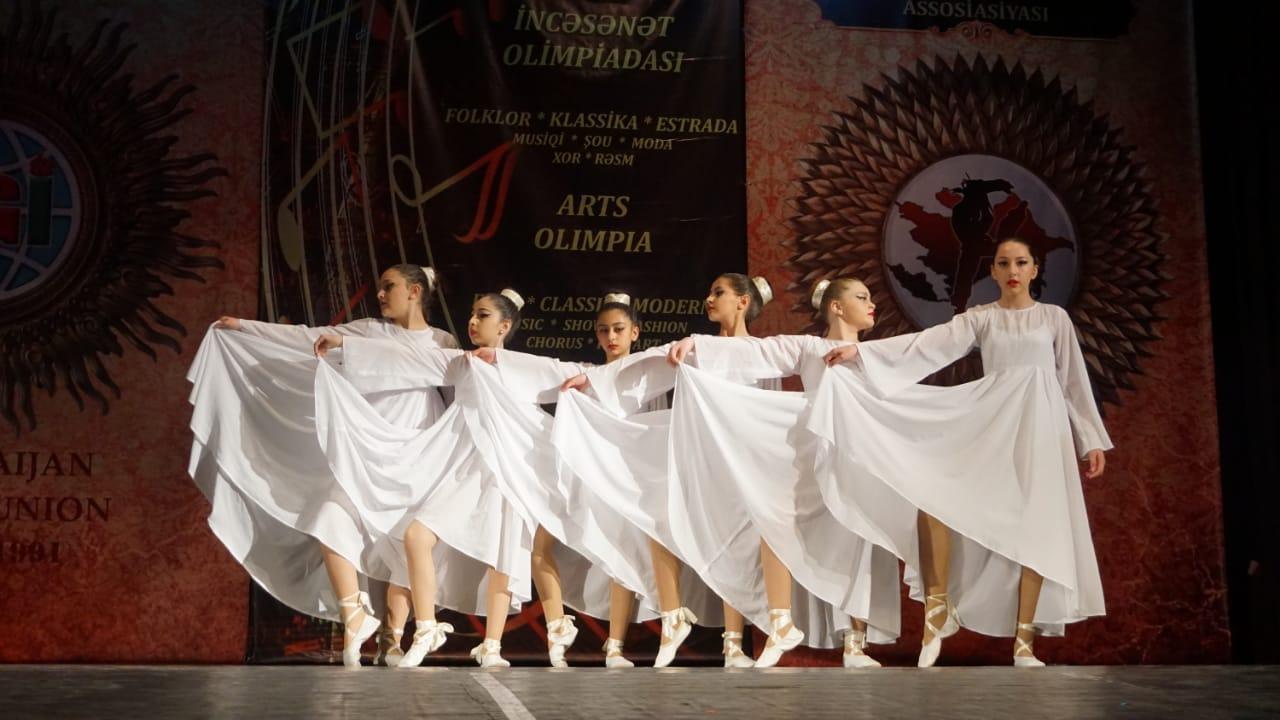 3600 участников боролись за победу в Олимпиаде искусств в Баку (ФОТО) - Gallery Image
