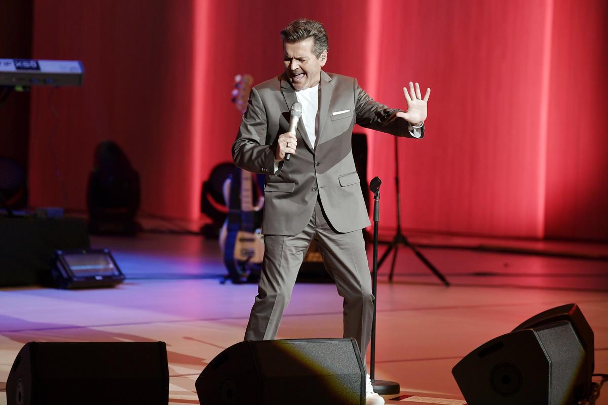 Heydər Əliyev Mərkəzində Tomas Andersin konserti olub (FOTO/VİDEO) - Gallery Image