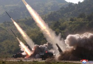 North Korea fired unidentified projectile into the ocean, South Korea's military says
