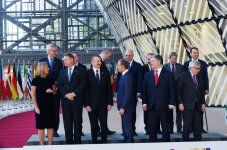 Dinner reception hosted for heads of state and government of Eastern Partnership countries (PHOTO) - Gallery Thumbnail