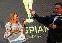 В Баку прошла церемония награждения Caspian Awards – лауреаты определены соцсетями (ФОТО) - Gallery Thumbnail