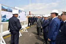 Azerbaijan increases productivity of Galmaz gas storage facility (PHOTO) - Gallery Thumbnail