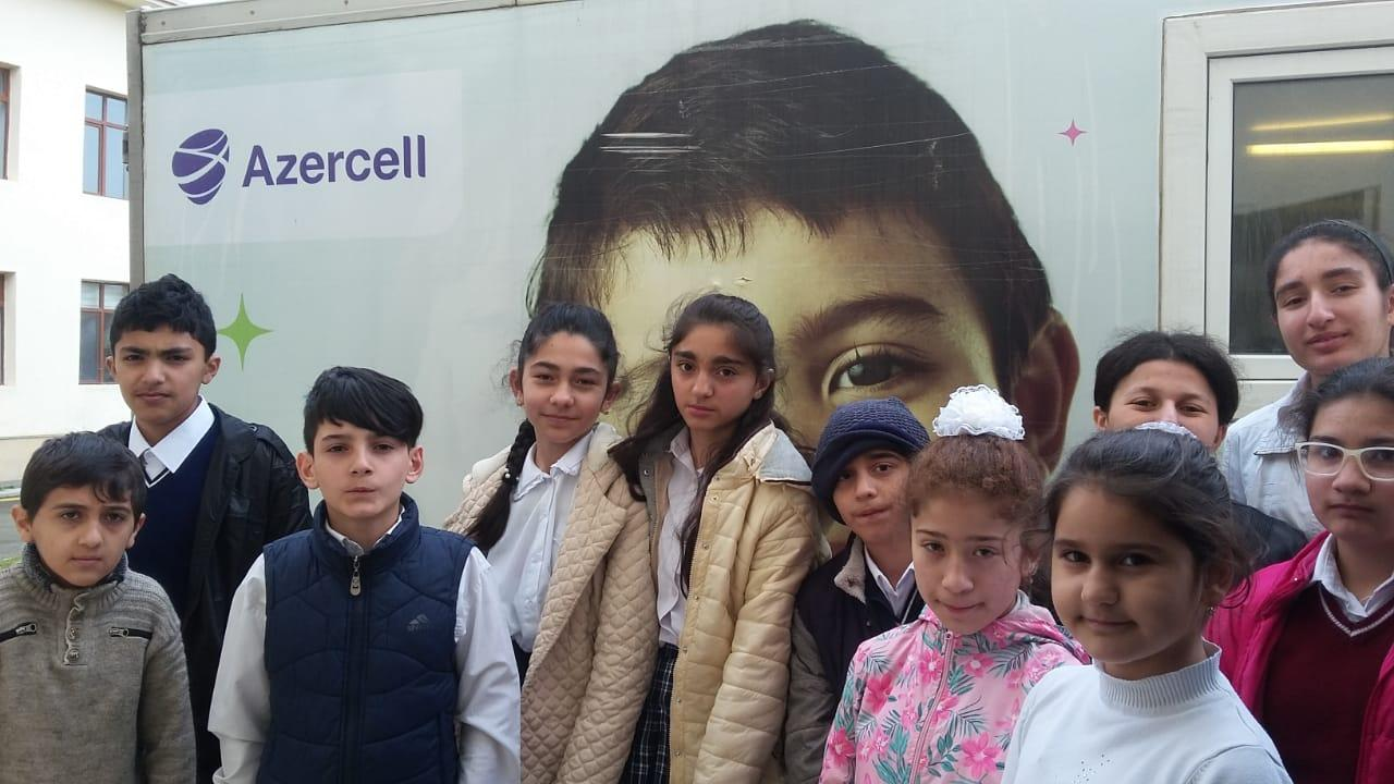 """Azercell's """"Mobile Dental Clinic"""" continues to organize free medical examinations"""