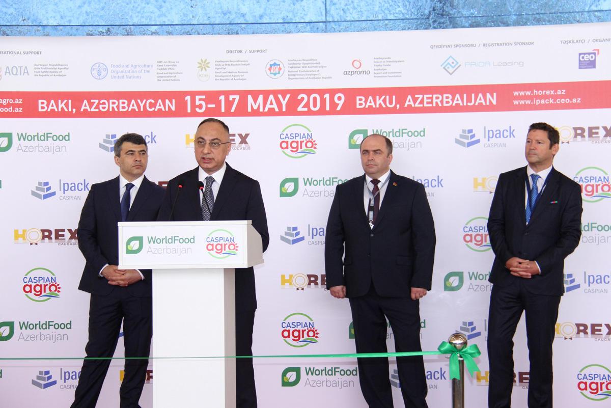 AQTA Qafqazda ilk dəfə mobil səhra laboratoriyasını təqdim edib (FOTO) - Gallery Image