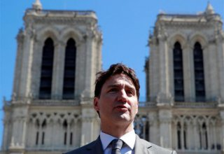 Canada's Trudeau pledges 'consequences' for disinformation on online platforms