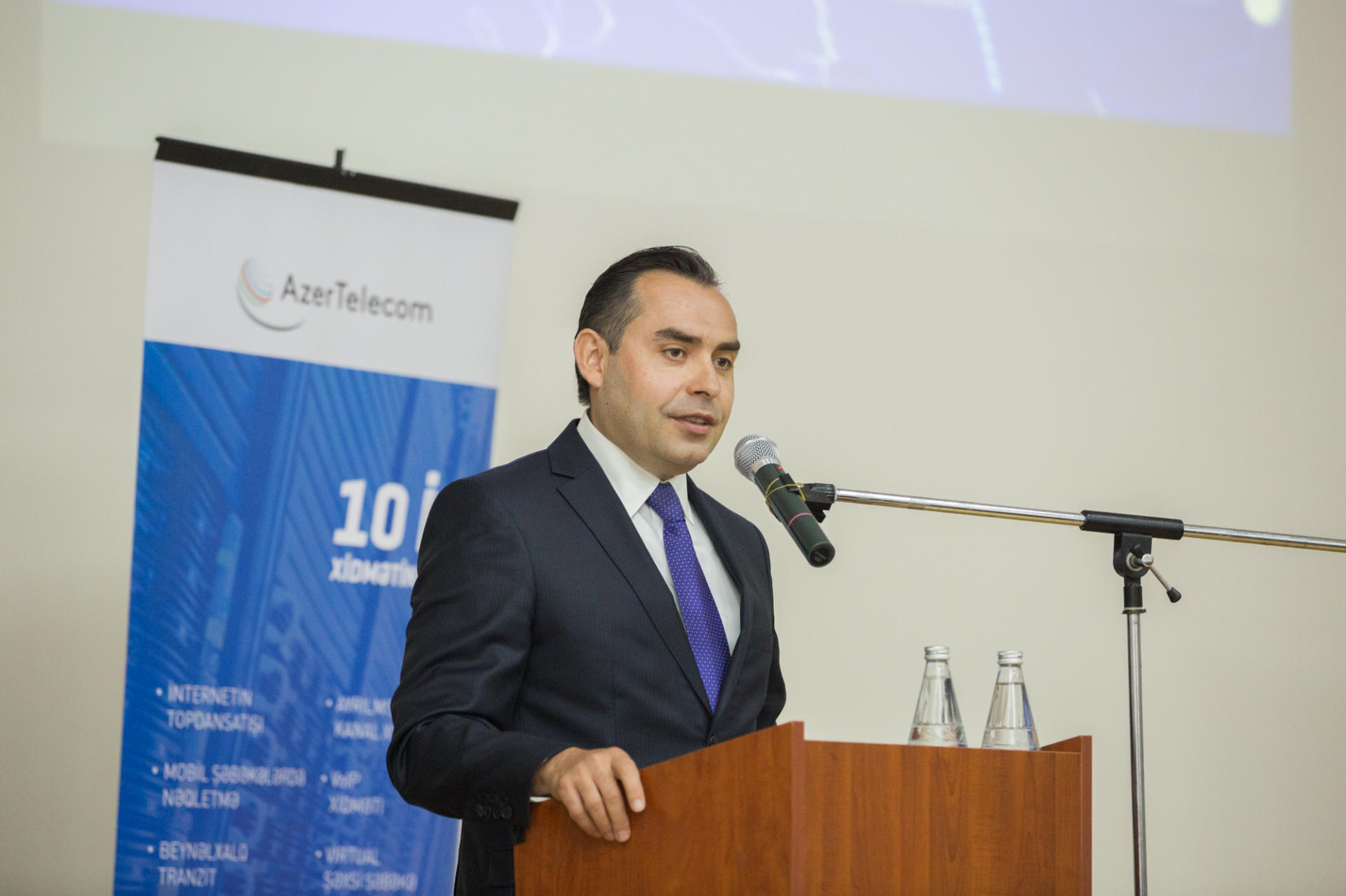"""Youth opportunities of AzerTelecom's """"Digital HUB"""" program discussed (PHOTO)"""