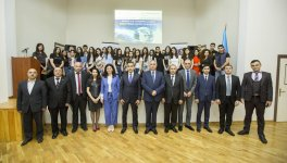 """Youth opportunities of AzerTelecom's """"Digital HUB"""" program discussed (PHOTO) - Gallery Thumbnail"""