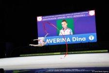 Грация, пластика и красота движений: лучшие моменты третьего дня соревнований Чемпионата Европы в Баку (ФОТО) - Gallery Thumbnail