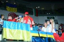 Лучшие моменты финальных соревнований Чемпионата Европы по художественной гимнастике в Баку (ФОТО) - Gallery Thumbnail