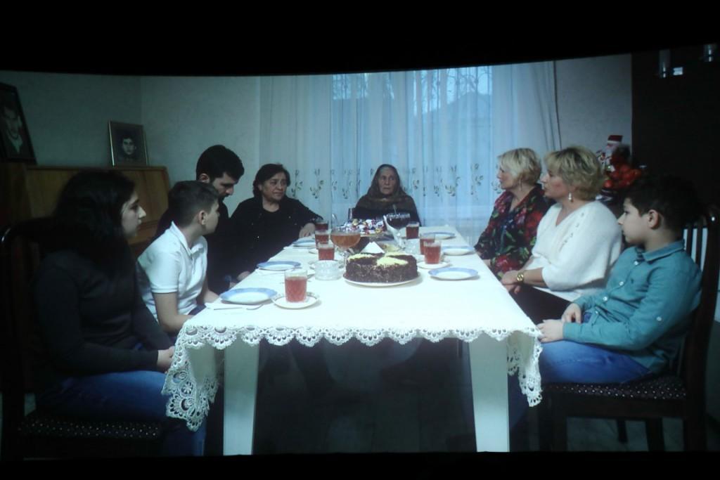 """Milli Qəhrəmanın xatirəsinə həsr olunmuş """"Qartal yuvası"""" filminin təqdimatı keçirilib (FOTO) - Gallery Image"""