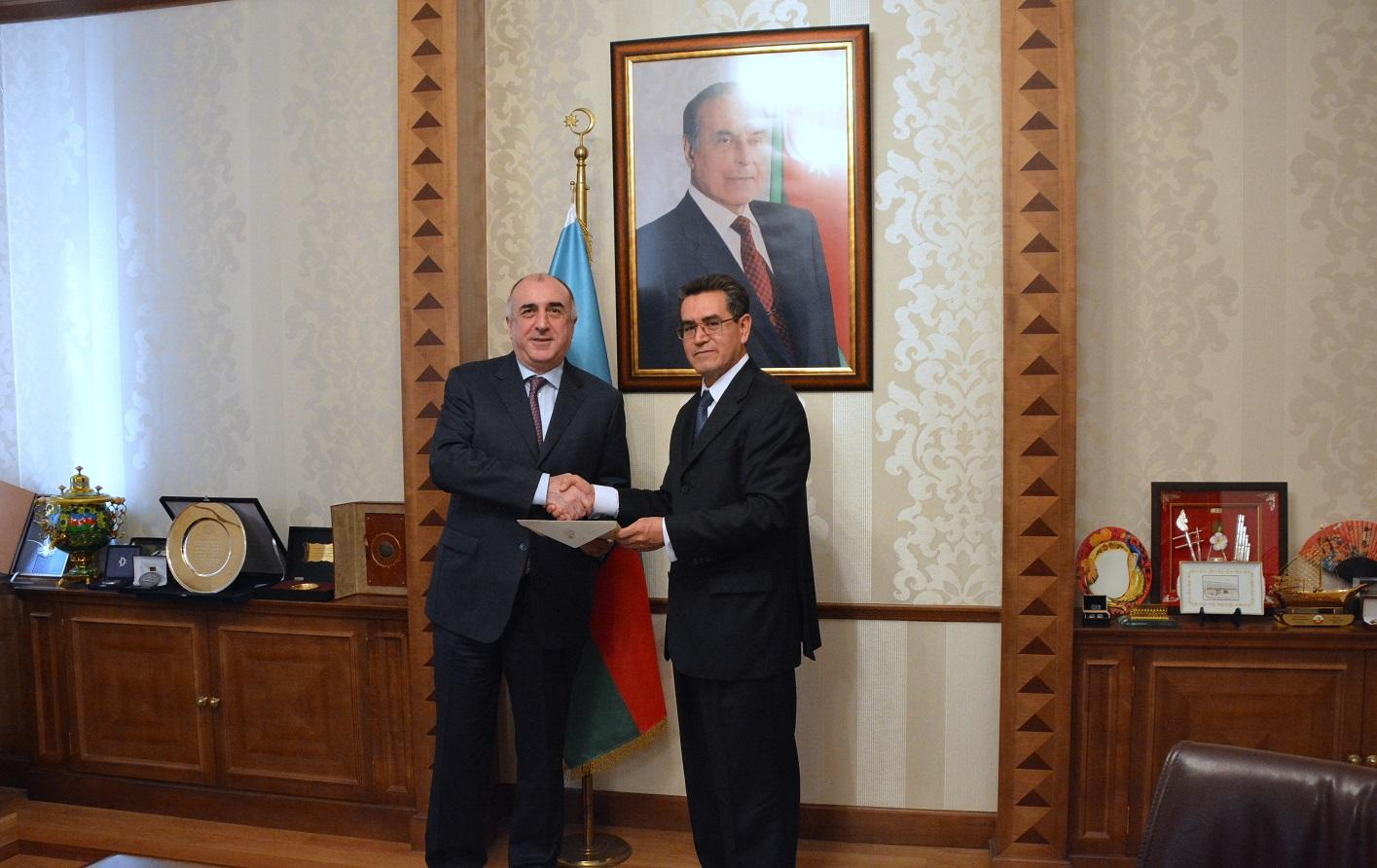 Azerbaijan, Colombia to develop comprehensive co-op (PHOTO) - Gallery Image