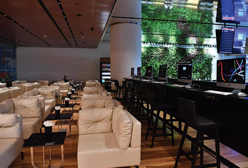 Turkish Airlines to open 5 lounges at new Istanbul Airport (PHOTO) - Gallery Image