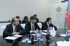 Azerbaijani SME Development Agency, over 30 business entities mull tourism related issues (PHOTO) - Gallery Thumbnail