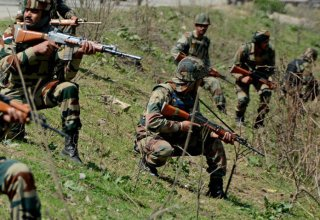 Top militant commander killed in Indian-controlled Kashmir gunfight