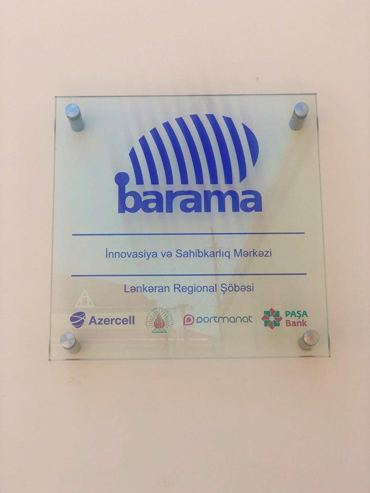 Barama Innovation and Entrepreneurship Center opens new office for students (PHOTO) - Gallery Image