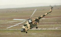 "Azerbaijan Army's helicopters fulfil tasks within ""Anatolian Phoenix-2019"" exercises in Turkey (PHOTO/VIDEO) - Gallery Thumbnail"