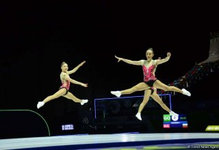 Azerbaijan's Baku to hold World Cups in three gymnastic disciplines in 2021