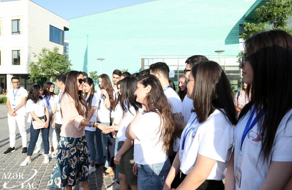 Urban Ecology Project continues successfully in Baku (PHOTO) - Gallery Image