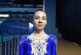 Готова приезжать на соревнования в Баку  каждый год – украинская гимнастка