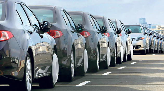 Number of cars transported via Turkish ports disclosed