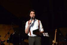 Beynəlxalq Muğam Mərkəzində caz musiqisinə həsr olunmuş konsert keçirilib - Gallery Thumbnail