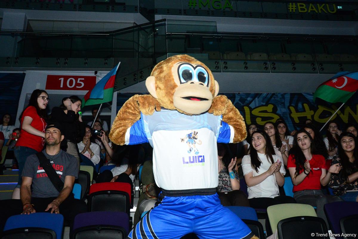 Joy & delight at European Aerobic Gymnastics Championships in Baku (PHOTO) - Gallery Image