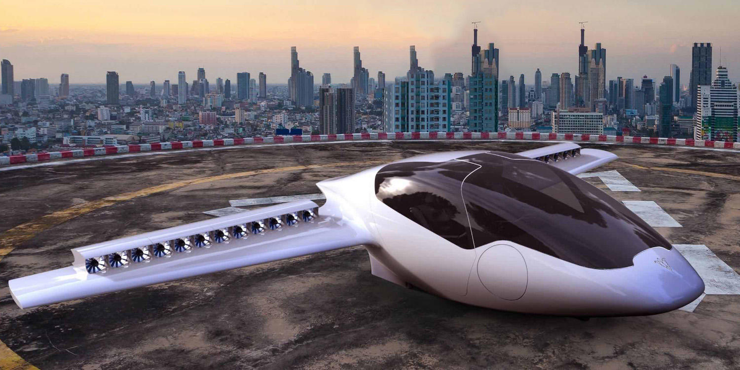 German startup reveals plans to launch affordable air taxis by 2025