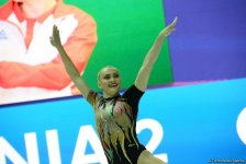Best moments of 11th European Aerobic Gymnastics Championship finals in Baku (PHOTO) - Gallery Thumbnail