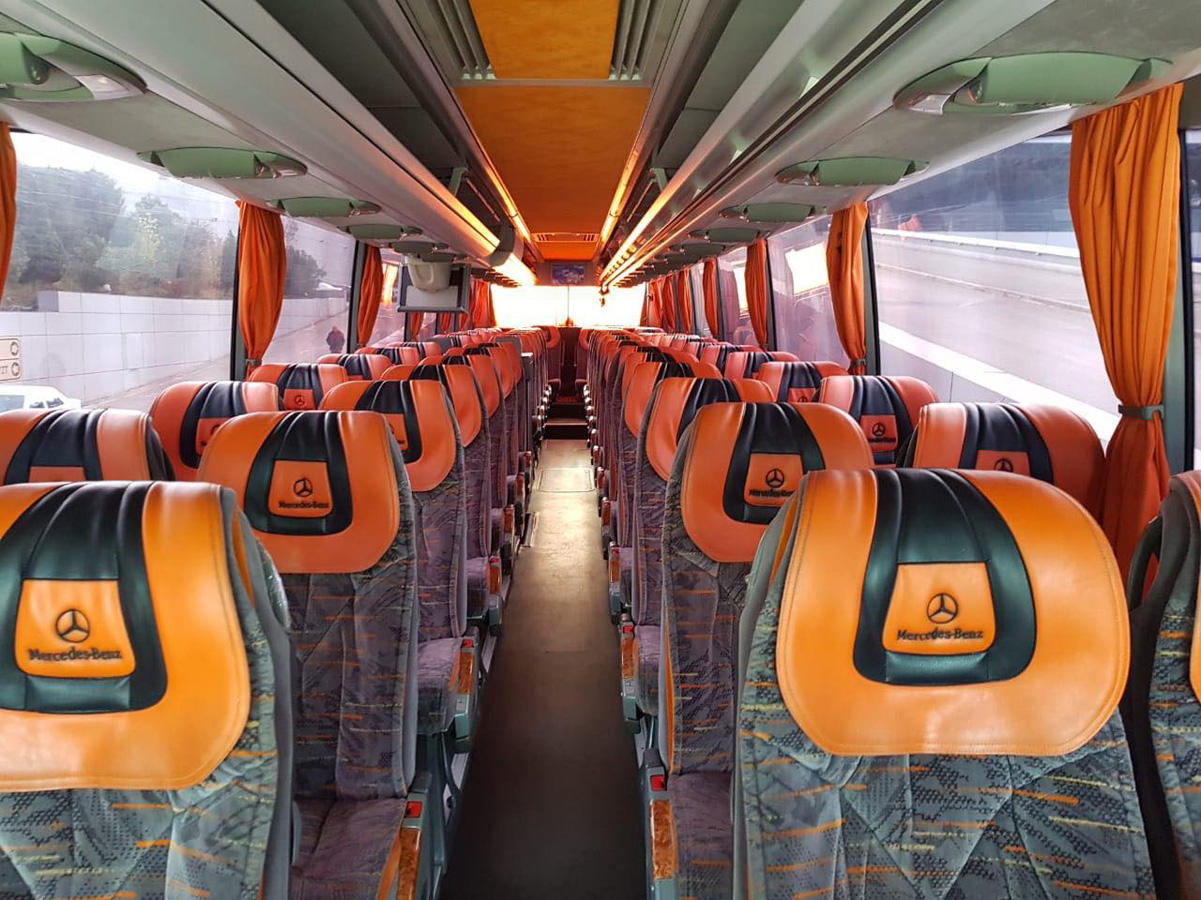 Buses from Baku to Russia's Tver to start running on May 28 (PHOTO) - Gallery Image