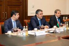 Азербайджан, Россия и Иран проведут встречу по грузоперевозкам (ФОТО) - Gallery Thumbnail