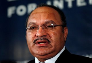 Papua New Guinea PM formally resigns after weeks of political chaos