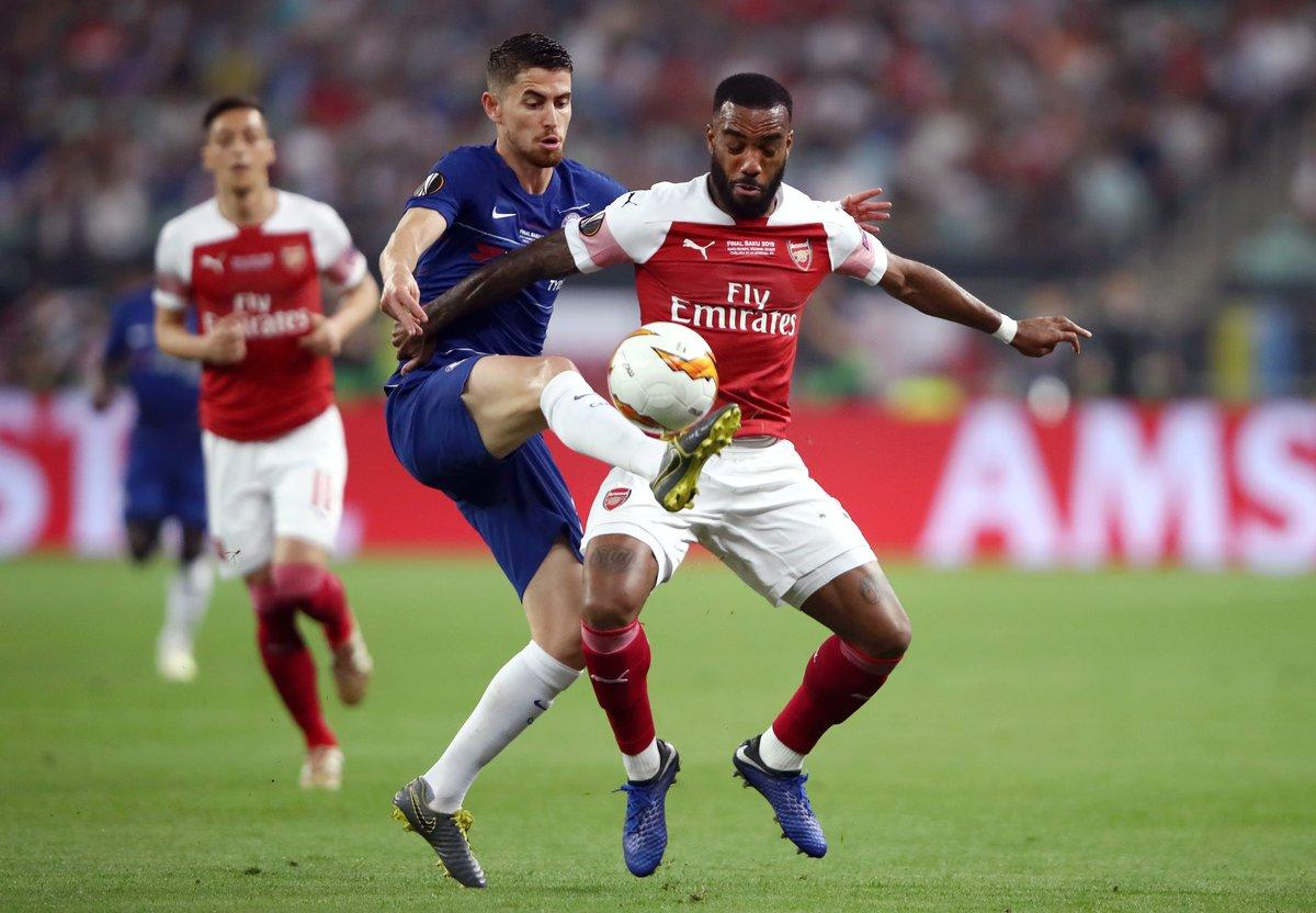 UEFA Europe League final between Arsenal, Chelsea ends at Baku Olympic Stadium (PHOTO/VIDEO) (UPDATED)